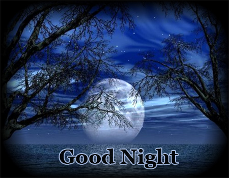 22 Good Night Wallpapers, SMS