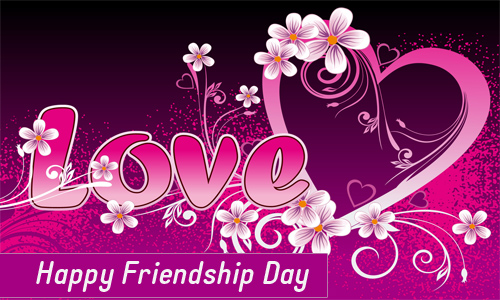 happy friendship day card wallpaper Happy Friendship Day Hindi Wishes Quotes Images Wallpapers 4 Facebook