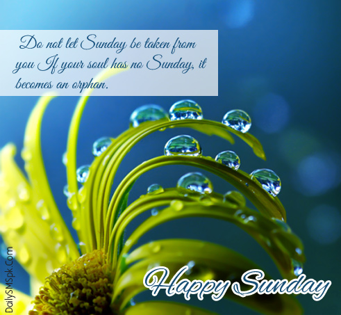 happy sunday wishes card Happy Sunday Wishes Quotes Card