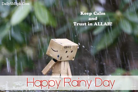 rainy day Rainy Day Friendship Wallpaper SMS