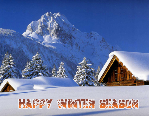 winter snow wallpapers wishes pics images Winter Season Quotes Facebook FB Status Wallpapers Pictures