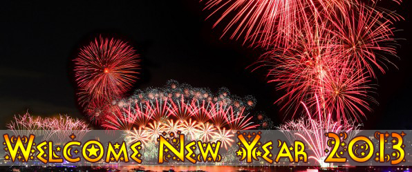 welcome new year 2013 fb facebook cover timeline photos New Year Photos