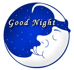 good night moon wallpapers Good Night SMS MMS Wallpaper