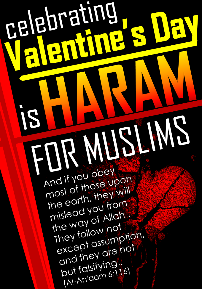 say no to valentines day facebook Valentines Day in Islam Wallpapers Images